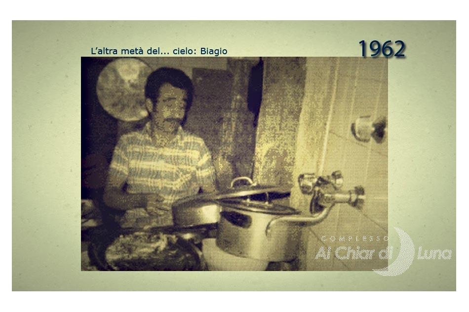 Storia Al Chiar di Luna: 1962
